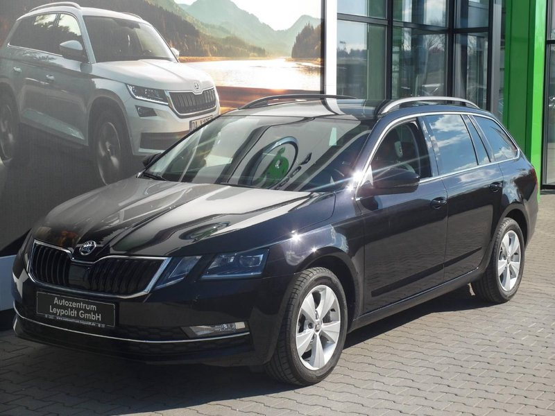skoda octavia combi style 1 6 tdi jahreswagen kaufen in. Black Bedroom Furniture Sets. Home Design Ideas