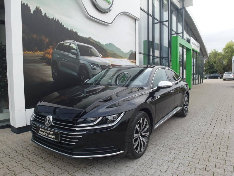 volkswagen arteon elegance 2 0 l tdi scr 110 kw 150 ps 7. Black Bedroom Furniture Sets. Home Design Ideas