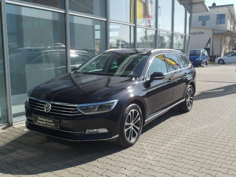 volkswagen passat variant highline 2 0 tdi dsg jahreswagen. Black Bedroom Furniture Sets. Home Design Ideas